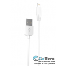 Кабель Hoco Rapid Charging X1 (Lightning - USB) White