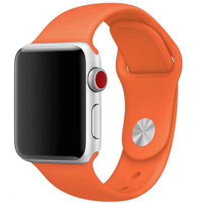 Ремешок Apple Watch Sport Band 38 mm/40 mm Apricot