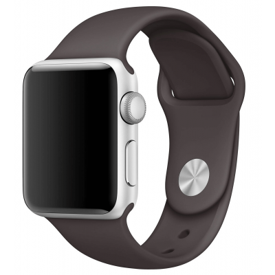 Ремешок Apple Watch Sport Band 42 mm/44 mm Cocoa