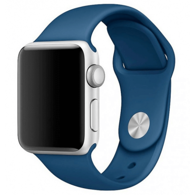Ремешок Apple Watch Sport Band 42 mm/44 mm Cosmos Blue