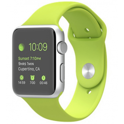 Ремешок Apple Watch Sport Band 42 mm/44 mm Green
