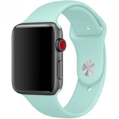Ремешок Apple Watch Sport Band 38 mm/40 mm Sea Blue