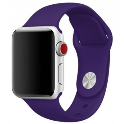 Ремешок Apple Watch Sport Band 42 mm/44 mm Ultra Violet