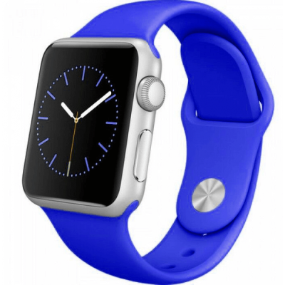 Ремешок Apple Watch Sport Band 42 mm/44 mm Ultramarine