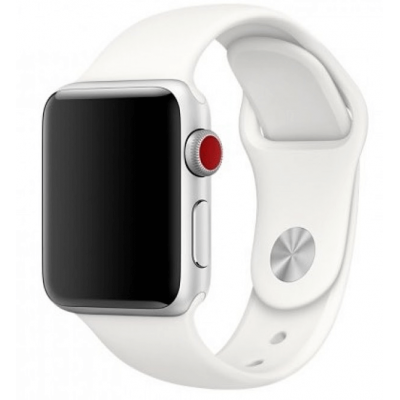 Ремешок Apple Watch Sport Band 42 mm/44 mm White